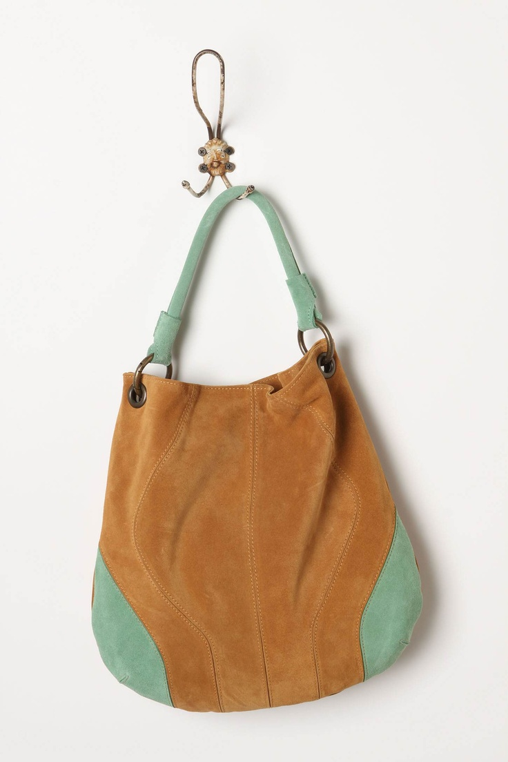 Mint-Dipped Hobo $248 - Anthropologie