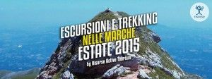 Escursioni e trekking nelle Marche – estate 2015: si riparte il 4 luglio