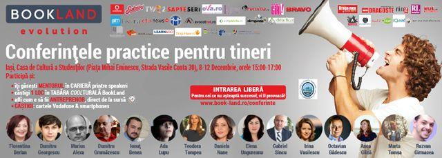 Tinerii liceeni din Iași, față în față cu modelele lor