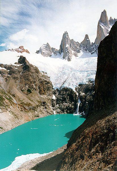 Cerro Fitz Roy y Laguna de los 3 -Part 2 - El Chalten, Santa Cruz