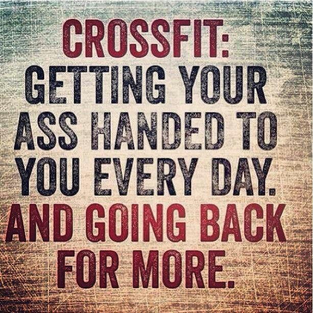 Crossfit quotes
