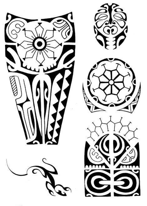 Tattoo Flash Maori: 1658 Best Maori & Polynesian Images On Pinterest