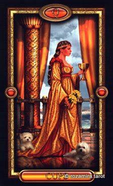 Gilded Tarot Royale - Rozamira Tarot - Веб-альбомы Picasa