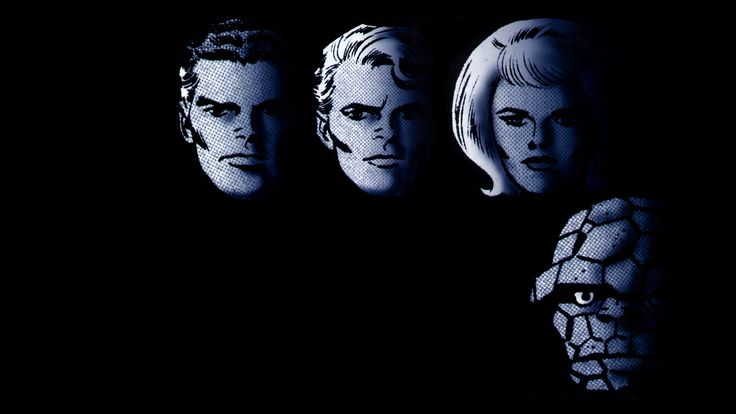 Fantastic Four Character Wallpaper x by sachso on DeviantArt