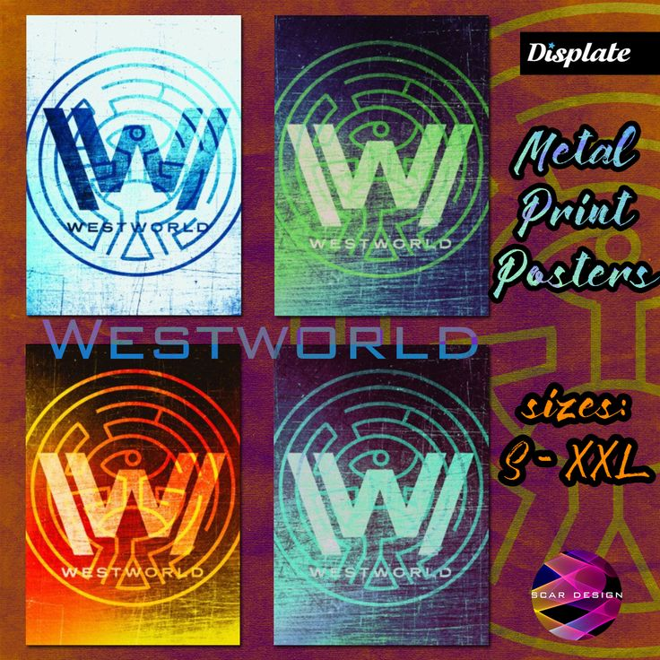 #Westworld returns for it's 2nd season Sunday, April 22nd at 9 PM on HBO! Click Photo to Buy your favourite #show #Posters printed on metal from #Displate Now on Sale! Spring Discount - Buy 3-4 get 15% OFF | 5+ 20% OFF use code :  SPRING.  #westworld #cool #westworldseason2 #themaze #posters #instagood #tvshow #show #android #home #decor #shoppingonline #awesome #bachelor #mancave #geek #nerd #follow4follow #like4like #igers #scifi #western #cowboy #39 #giftsforhim #giftsforher #life…