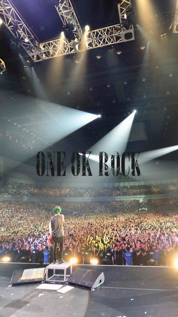 ONE OK ROCK[iPhone用]2  iPhone & Android Smartphone Wallpaper iPhone壁紙 スマホ壁紙