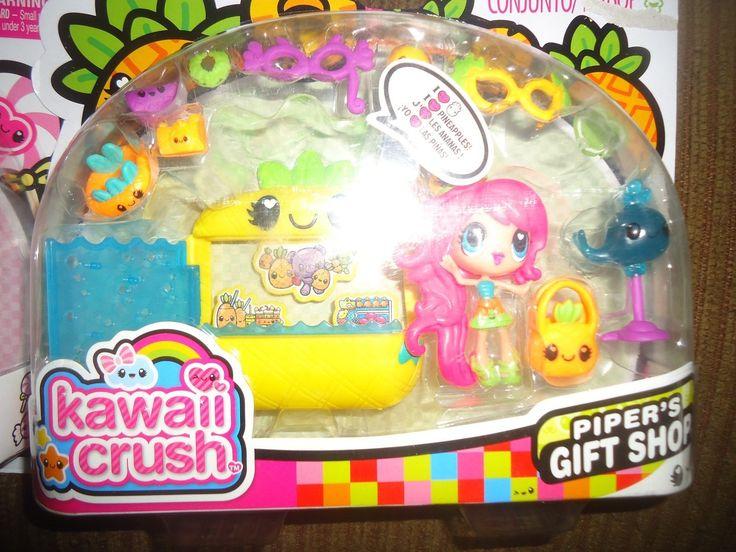 Kawaii Crush New Piper Gift Shop