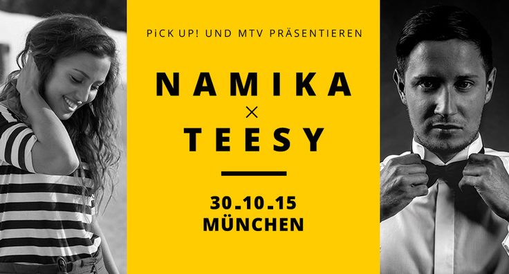 MTV Live Sessions: Namika & Teesy exklusiv in München erleben (Verlosung)