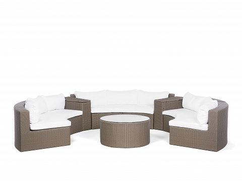 Cool Best 25+ Polyrattan sofa ideas on Pinterest | Rattan ecksofa  JD58