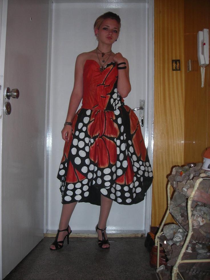 Butterfly Dress by ~Gr33nFa1Ry on deviantART | Project ...