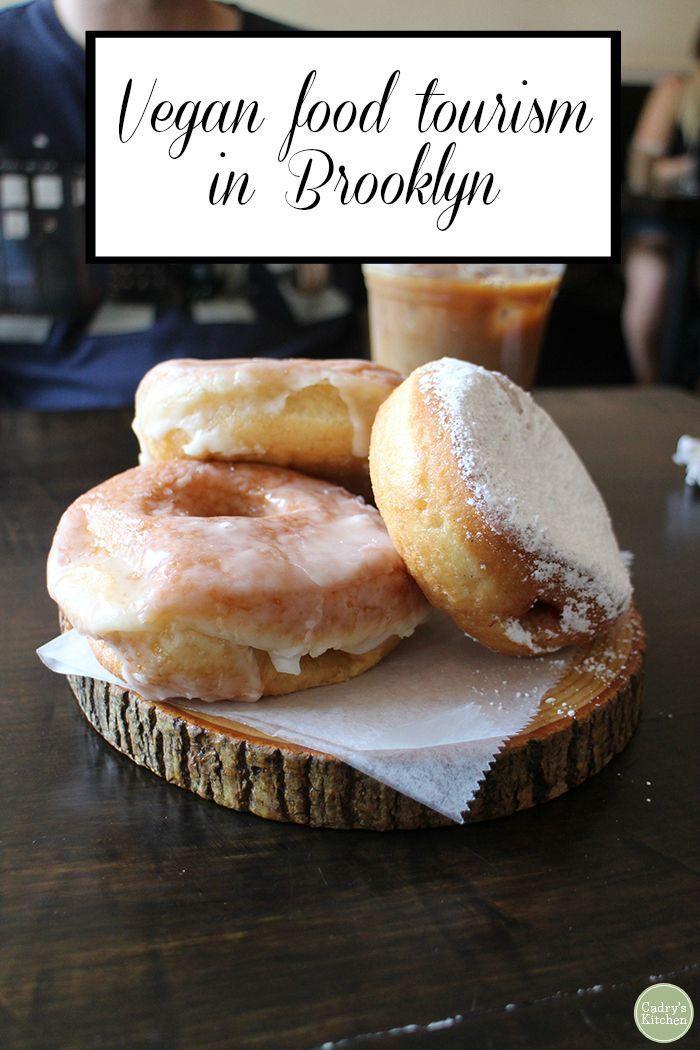 Dun Well Doughnuts The Way Station Bunna Cafe Nyc Dessert Vegan Bakery Food Tourism