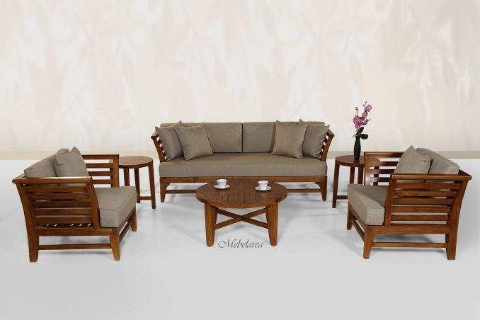 15 Wooden Sofa Ideas To Beautify Your Living Room Freedsgn In 2020 Wooden Sofa Set Designs Wooden Sofa Designs Wooden Sofa