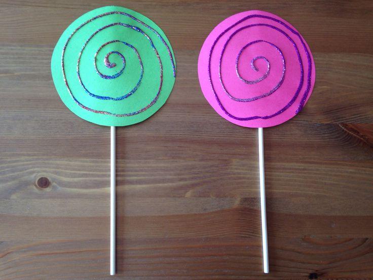 Lollipop Craft - Wreck It Ralph Movie Night - Disney Movie Night - Family Movie Night