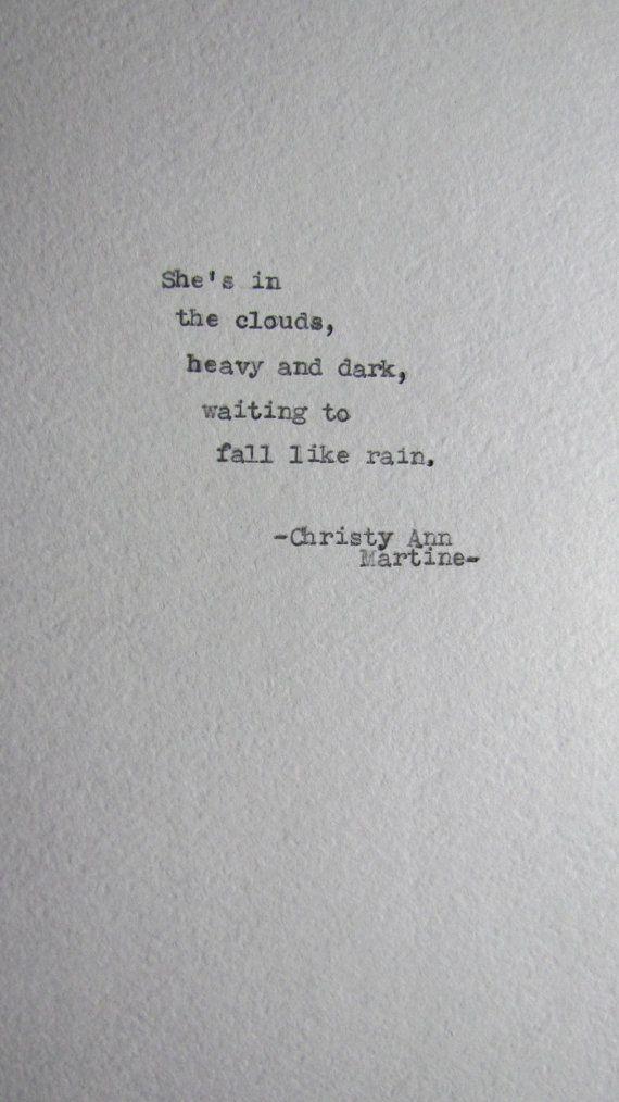 haiku poems about rain - photo #35