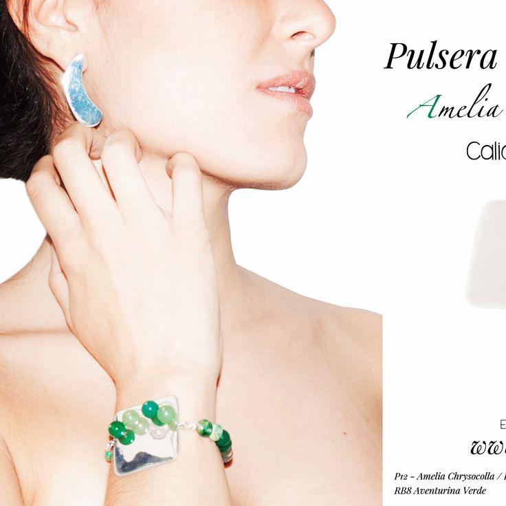 Joyas en Plata ley 950 y piedras semi preciosas www.arana.co