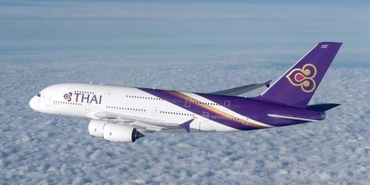 Thai Airways to bring Airbus A350 to London route - https://www.dutyfreeinformation.com/thai-airways-to-bring-airbus-a350-to-london-route/