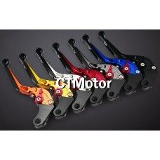 CTMotor Folding Extendable Brake Clutch Levers For Suzuki HAYABUSA / GSXR 1300 1999-2007