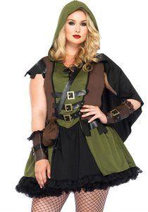 Kostuum Robin Hood Darling
