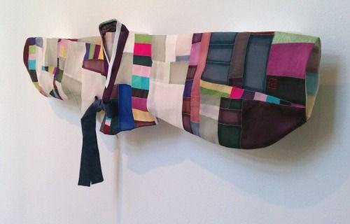 A Korean Woman in Modern Times #1 by Won Ju Seo - Thread Reviews via Textile Arts Center