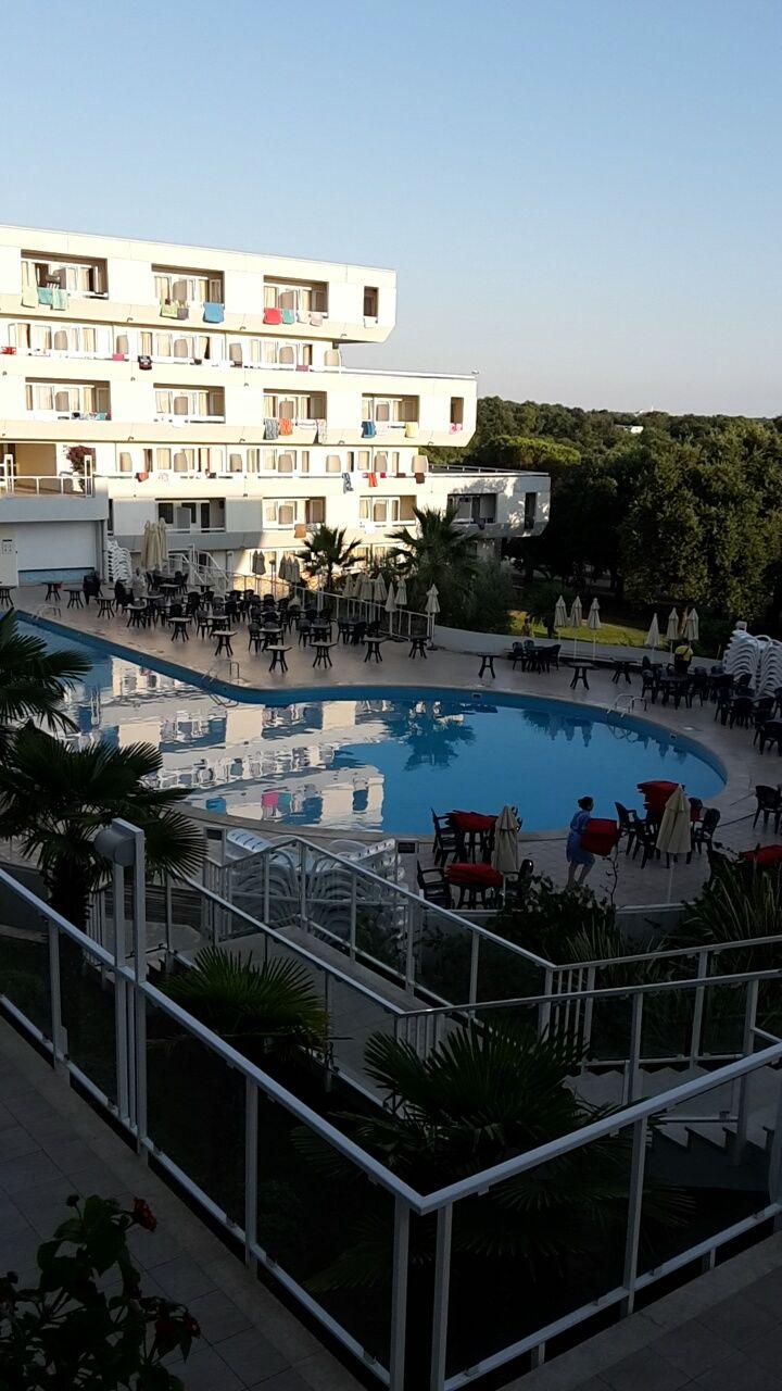 Hotel Delfin in Poreč, Istria, Croatia - Laguna Poreč