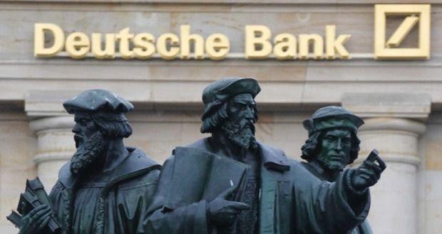 banca financiera, bancos, delincuencia financiera, Dominio financiero en la UE, Europa, Deutsche Bank: la caída de un megabanco
