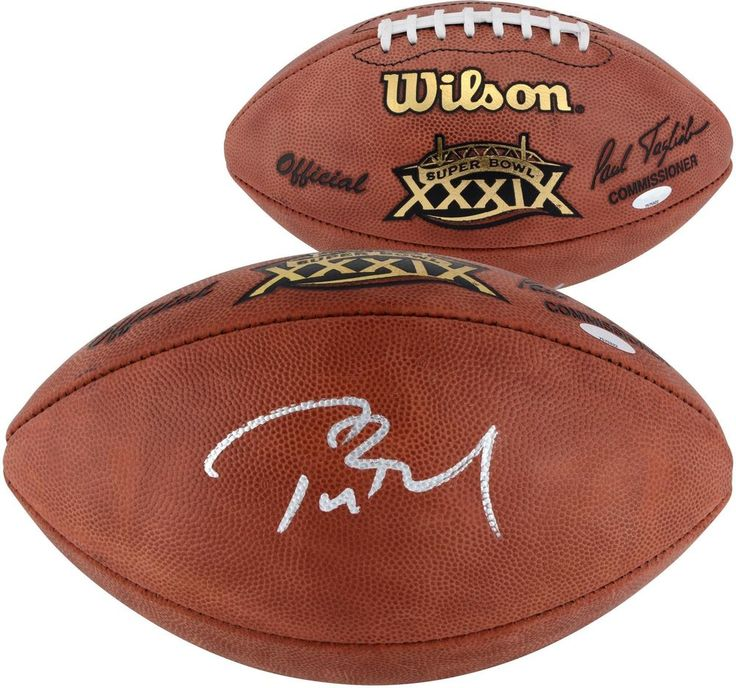 Park Art My WordPress Blog_Tom Brady Signed Football Value