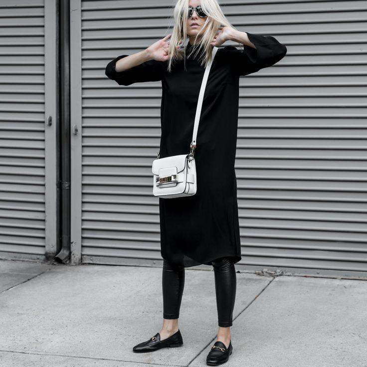 figtny.com | Cocoon Coats + Cropped Pants