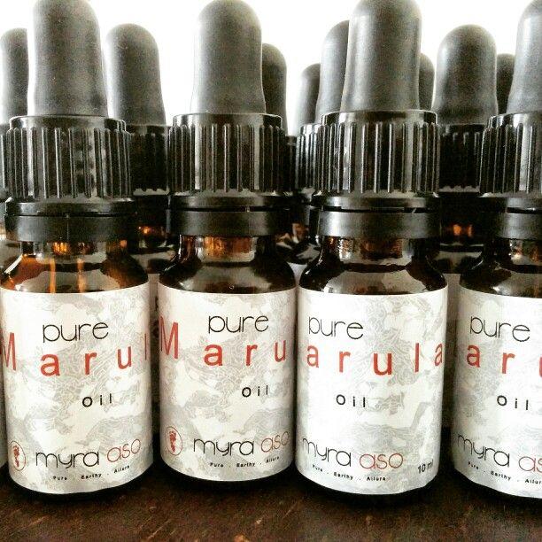 Myra Aso Pure Organic Marula Oil