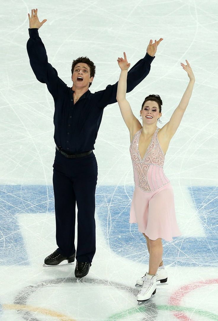 Ice Dance ~ Tessa Virtue & Scott Moir (Canada)