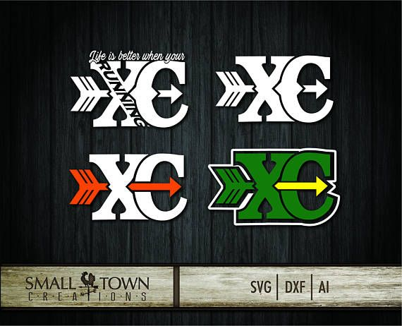Download Cross Country, love Cross Country, team logo, SVG, Dxf ...