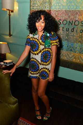 Solange Knowles drops her first album in four years, True