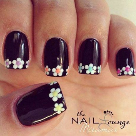 nail art for short nails Discover and share your nail design ideas on…