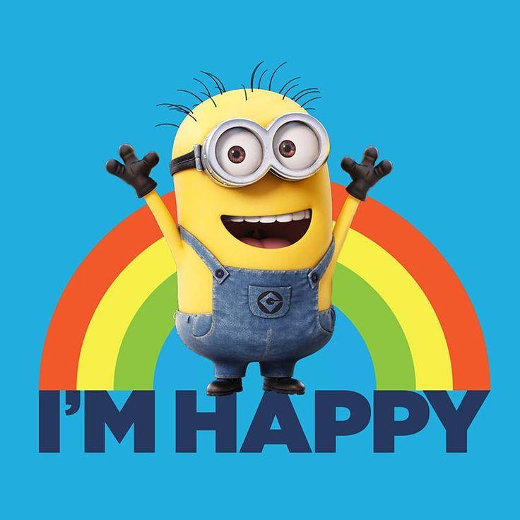 Be Happy Quotes Minions. QuotesGram