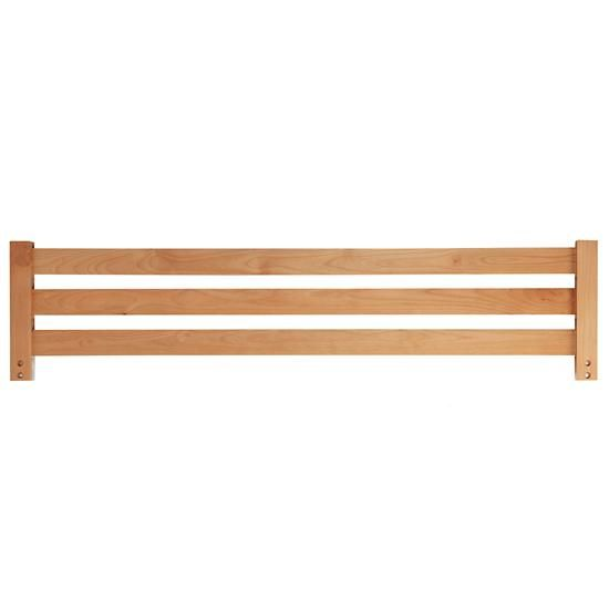Land Of Nod Kids Natural Simple Bed Guardrail