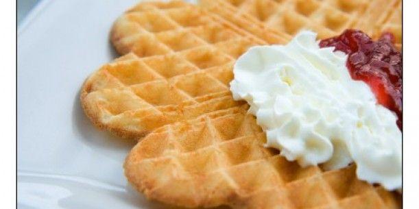 Waffles | Stay at Home Mum