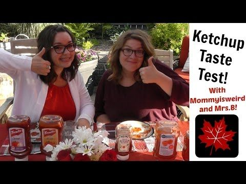 Ketchup Taste Test Challenge... - Mommy's Weird | Parenting, Recipes and Reviews