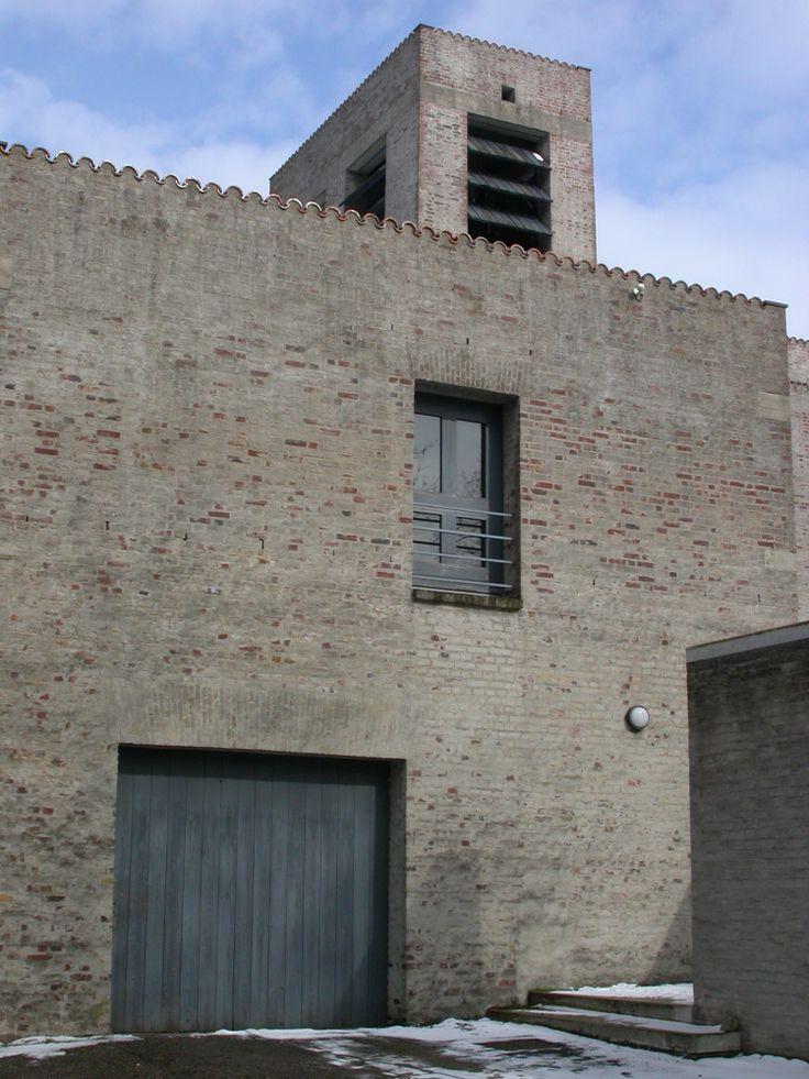 Modern primitive: Dutch architect & monk Dom Hans van Der Laan (1904-91): The Abbey at Vaals