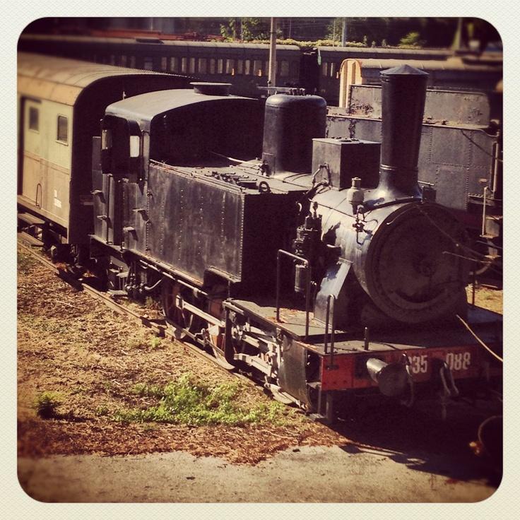 Deposito Treni Storici Pistoia | @giamma72