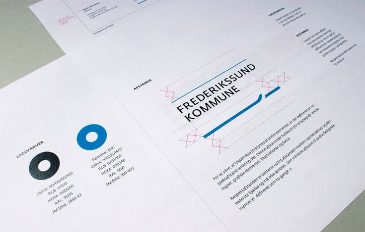 Visuel identitet til Frederikssund Kommune