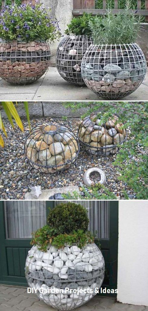 Cool DIY Lawn Globes Make Your Lawn Extra…