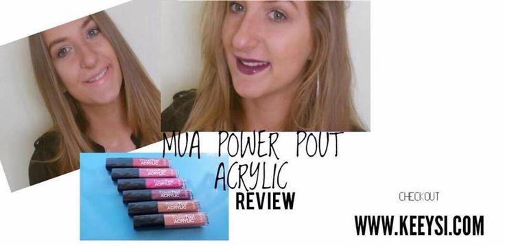 Power Pout Acrylic Review