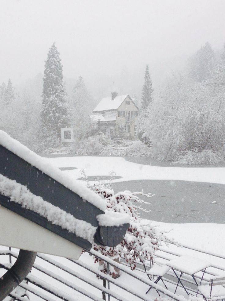 Let it snow! Rösrath im Bergischen Land