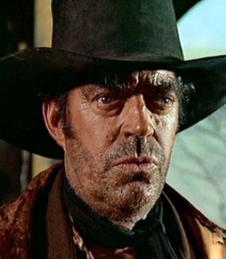 Jack Elam...November 13, 1920 - October 20, 2003.  I once loved to hate this face. Then I grew to love it as my favorite Western Villain.
