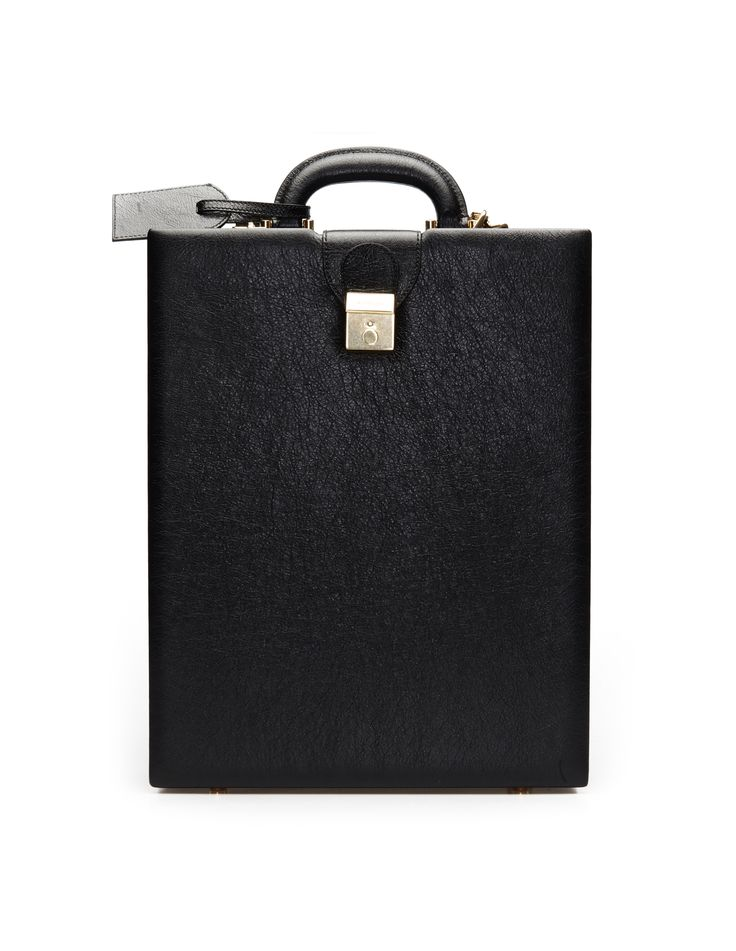 Leather case by Balenciaga — SVMoscow