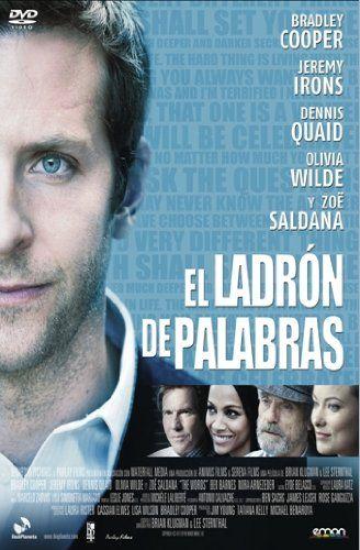 El ladrón de palabras [DVD-Vídeo]  L/Bc DVD 791 SPE lad   http://almena.uva.es/search~S1*spi?/tel+ladron+de+palabras/tladron+de+palabras/1%2C1%2C2%2CB/frameset&FF=tladron+de+palabras&2%2C%2C2