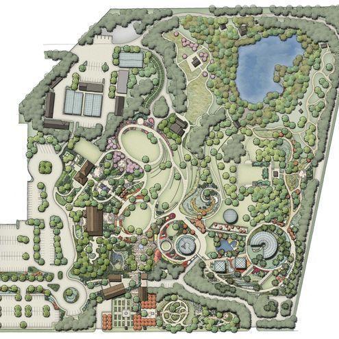 Top 100 Amazing Landscape Layout Ideas V 1 Front Landscaping Design Landscape Concept Parking Design
