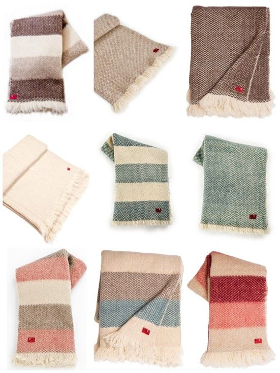 Wool blanket Karandila