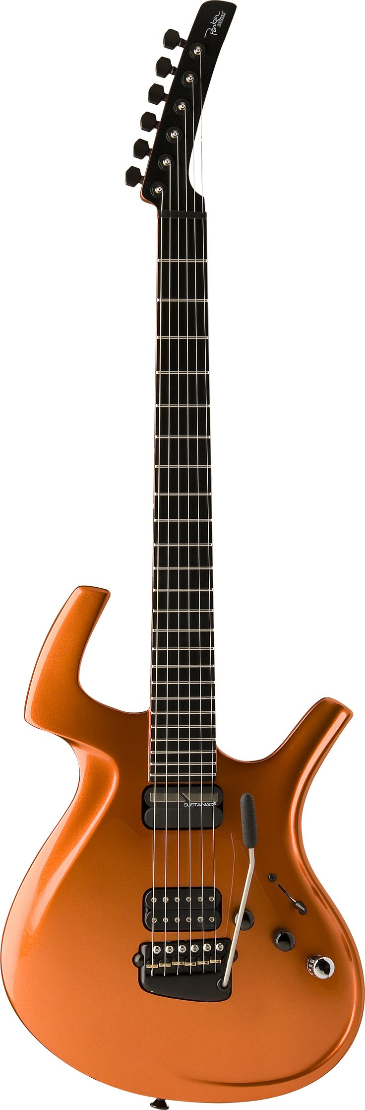 Adrian Belew signature model Parker Fly