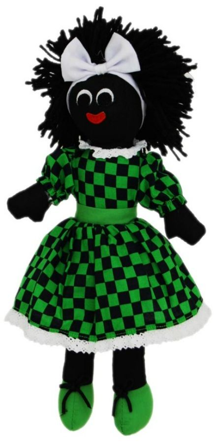 Charlotte Golly Doll - 30cm http://www.thelookathome.com.au/shop/item/charlotte-golly-doll-30cm