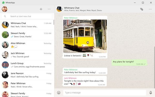 WhatsApp releases app for Windows 8/10 and Mac OS X. #Mac #MacOSX #Apple @MyAppsEden  #MyAppsEden